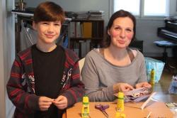 Sternbasteln-Cornela+Sohn
